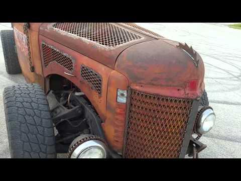 49 International Rat Rod Truck - FOR SALE