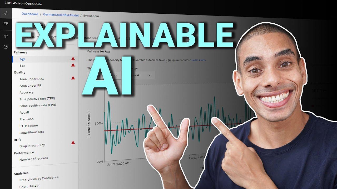 Machine Learning Explainability & Bias Detection with Watson OpenScale