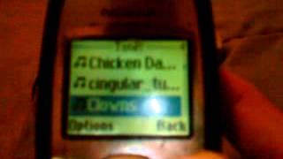 Nokia 6010 (Cingular Wireless) Ringtones