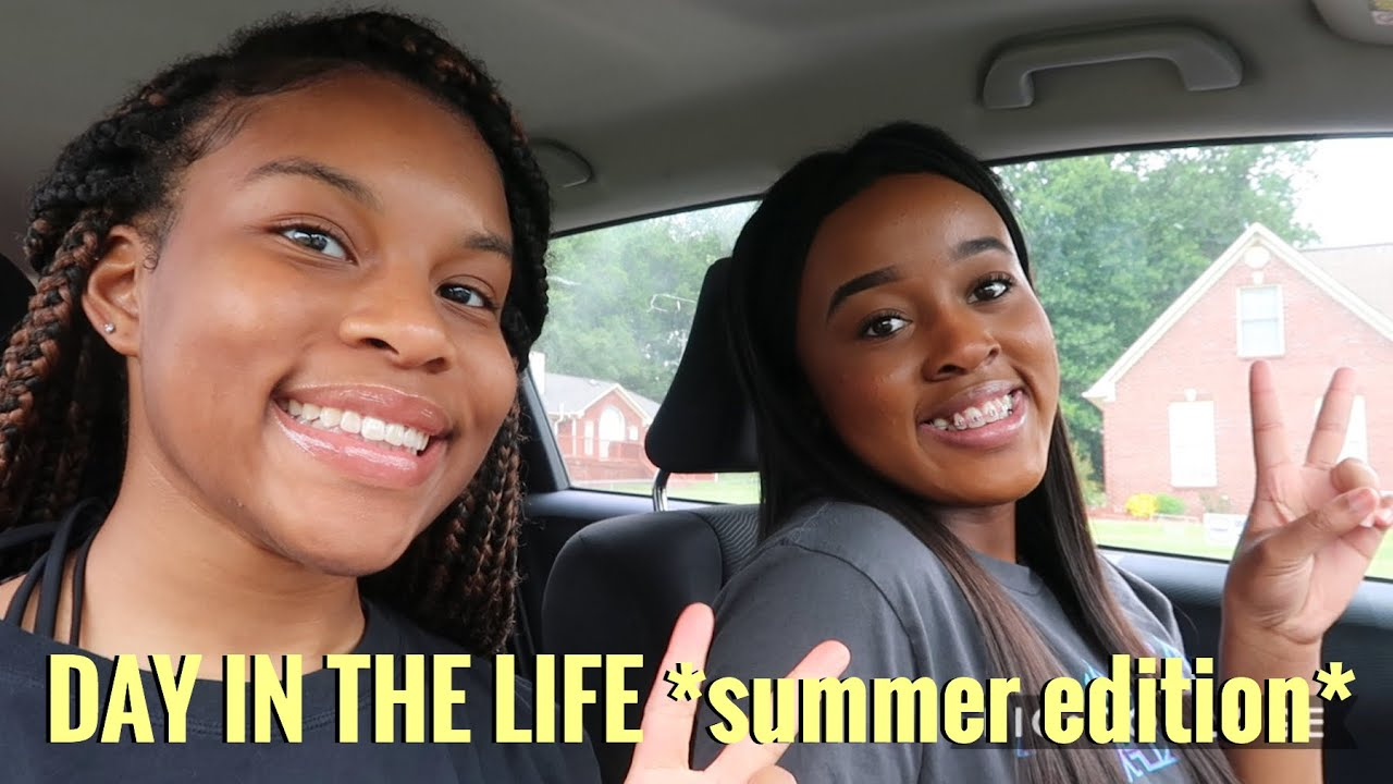 DAY IN MY LIFE VLOG *summer edition* w/ Brooke Antonique