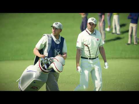 PGA Tour PS4 Season 1 - Wells Fargo Championship rounds 1 & 2