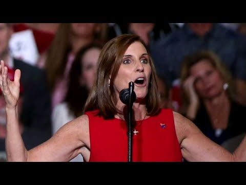 Rep. Martha McSally appointed to fill John McCain's Senate seat