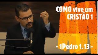 IP Arapongas - Pr Donadeli - COMO VIVE UM CRISTÃO - 18-10-2020
