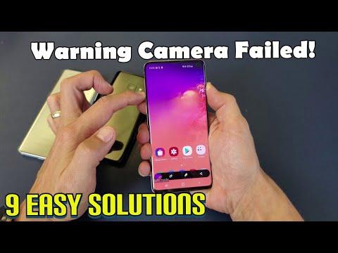 """galaxy-s8/s9/s10:-""""warning-camera-failed""""-9-easy-fixes!"""