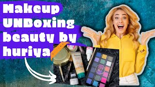 UnBoxing Makeup Products | Makeup by Rivaj Cosmetics | Review For Makeup Unboxing screenshot 4