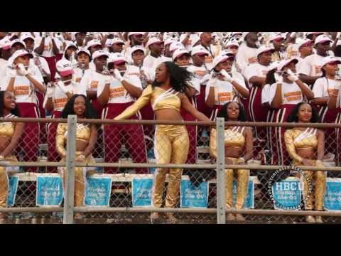 Bethune Cookman - Mr. Ice Cream man - 2013 - HBCU Marching Bands