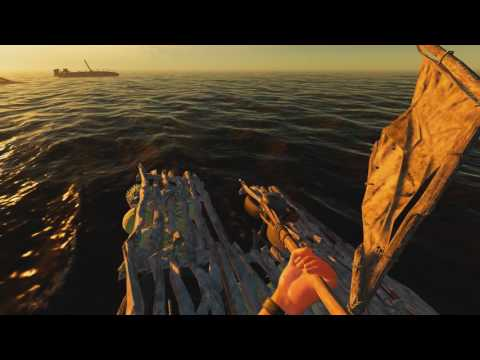 Stranded Deep - The Fight