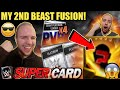 MY 2ND BEAST FUSION, TITAN PLATINUM PACK OPENINGS, PLATINUM LEAGUE PACKS! Noology WWE SuperCard S4!