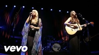 The Pierces - You'll Be Mine (Live From Shepherd's Bus)