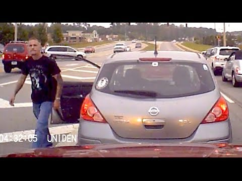 🇺🇸 AMERICAN CAR CRASH / INSTANT KARMA COMPILATION 108