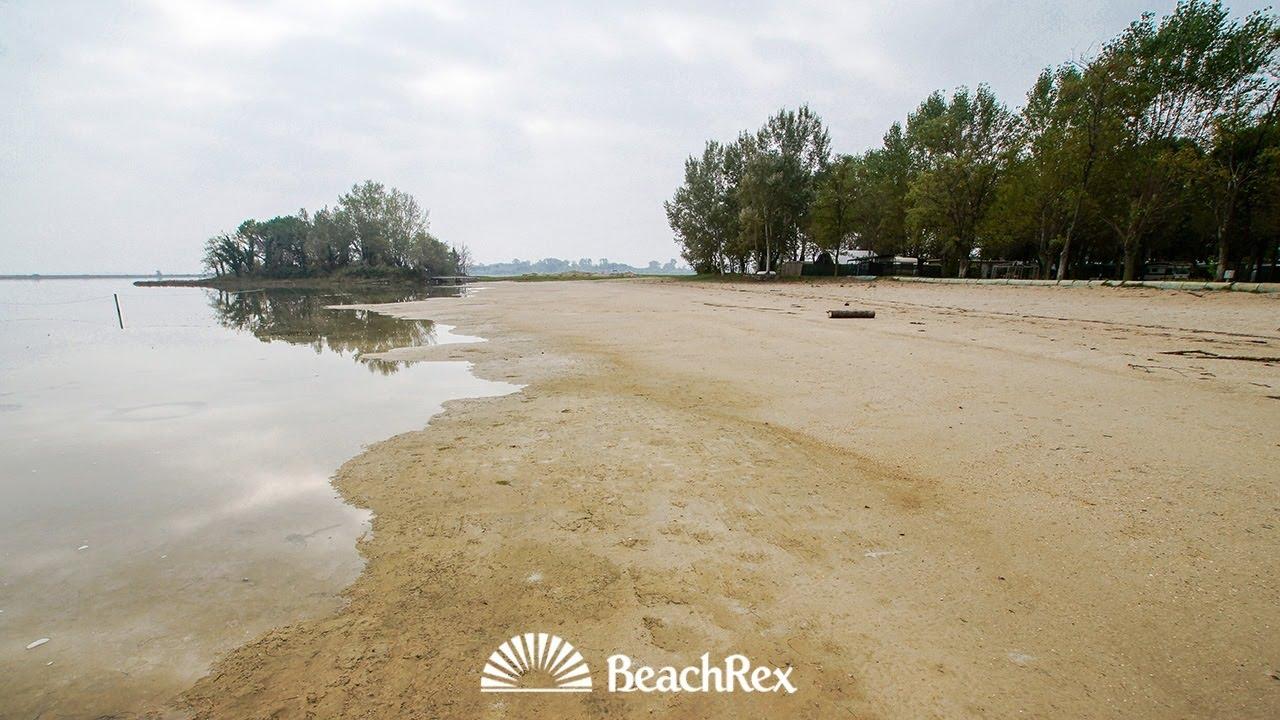 Beach Volpera Grado Italy