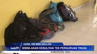 Dinas Dikbudpora Akui Nilai Hasil UN SMA Anjlok
