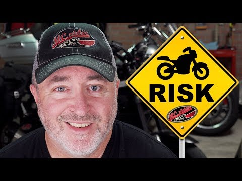 How to determine your risk level on a motorcycle