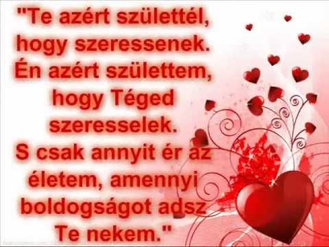 valentin napi idézetek szerelmemnek Valentin napra egyedi ajándékötlet   YouTube