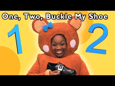 One, Two, Buckle My Shoe and More  Funny Counting   Ba Songs from Mother Goose Club!