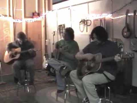 Sixty Dollar Forty - The Real Punch (acoustic 1-14-10)