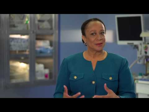 S. EPATHA MERKERSON CHICAGO MED SEASON 2  SOUNDBITE