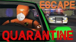 Escape from Quarantine | BeamNG.drive