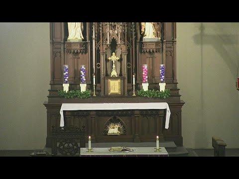 November 28, Saturday / Sunday Mass Resurrection of Our Lord Catholic Church