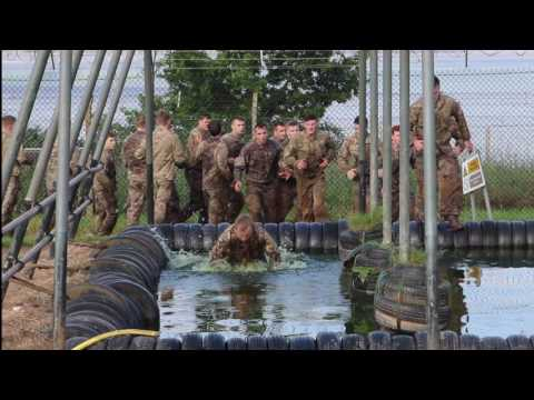 Potential Royal Marines Course 31 May 2017