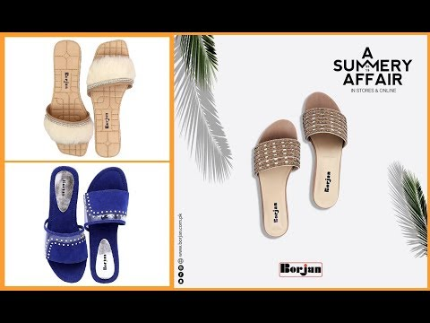Borjan Shoes New Collection #Summer