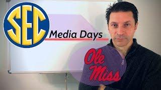 Ole MIss Rebels LIVE / SEC Media Days