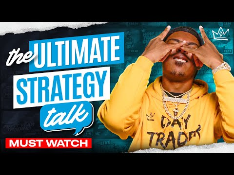 My Ultimate Forex Trading Strategy Video (FULL GUIDE)