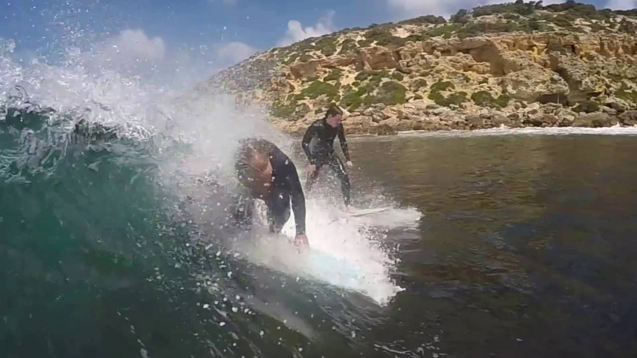 Surfing Port Lincoln - YouTube