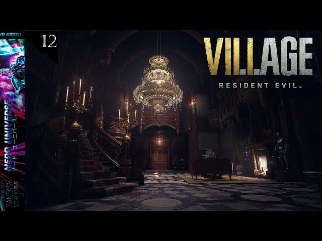 Resident Evil Village | #12 Haus Beneviento - Embryo-Man & Kreischender VRKirito ☬ PC [Deutsch]