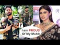 Mouni Roy Reaction On Ex Boyfriend Mohit Raina Acting In URI Movie
