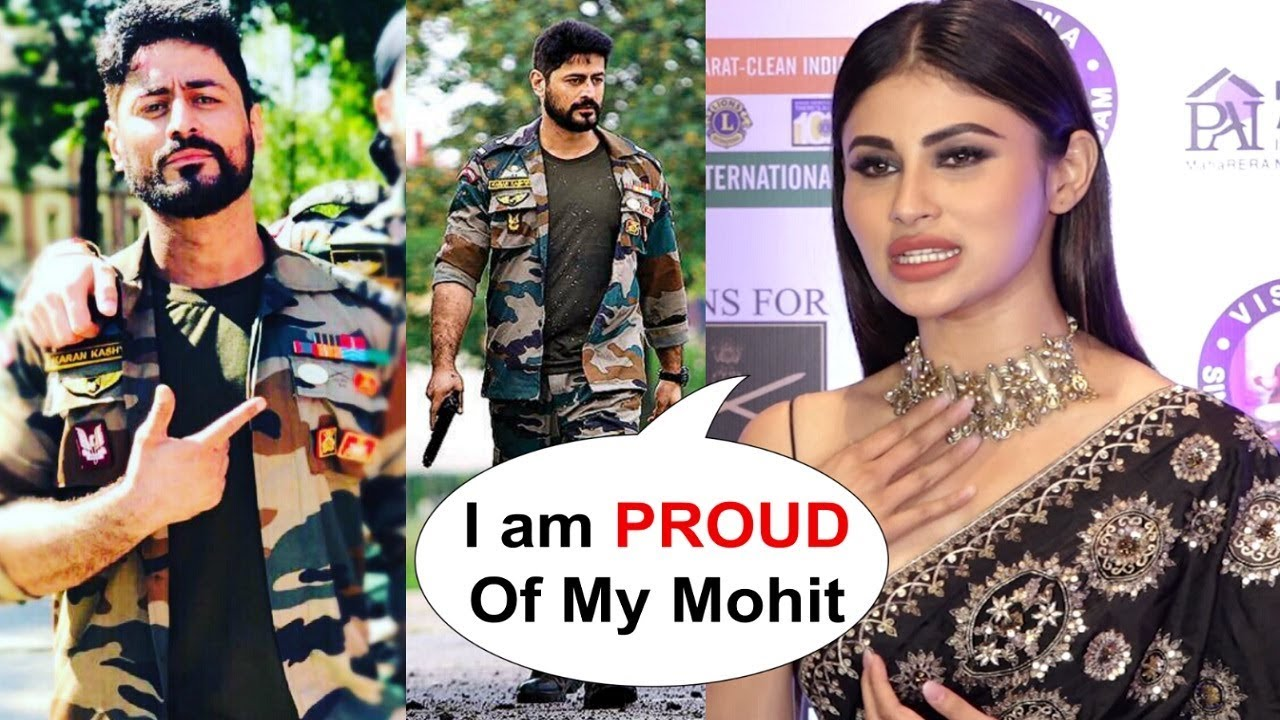 Mouni Roy Reaction On Ex Boyfriend Mohit Raina Acting In URI Movie