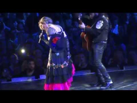 Rebel Hearts Madonna & Sean Penn - 17. Ghosttown - Madonna Rebel Heart Tour