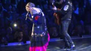Rebel Hearts Madonna & Sean Penn - 17. Ghosttown - Madonna Rebel Heart Tour