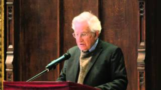 Surviving the 21st Century by Professor Noam Chomsky