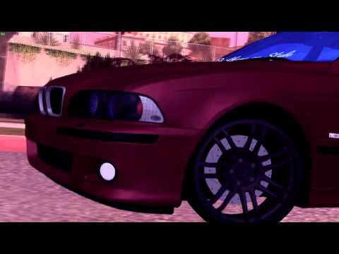 Bmw M5 E39 Gtasa Machinima видео с Youtube на компьютер