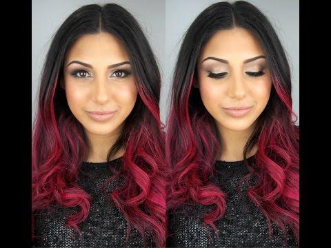Soft Glam using Makeup Geek Eyeshadows thumbnail
