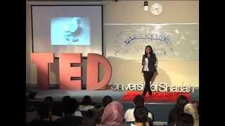 Mind over matter..matters!: Yamna Rahim at TEDxUniversityofSharjah