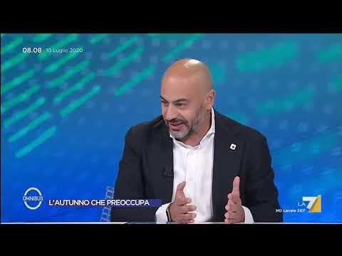 """L'annuncio di Gianluigi Paragone: """"Il mio partito per uscire dalla UE, non voglio mezze seghe!"""""""