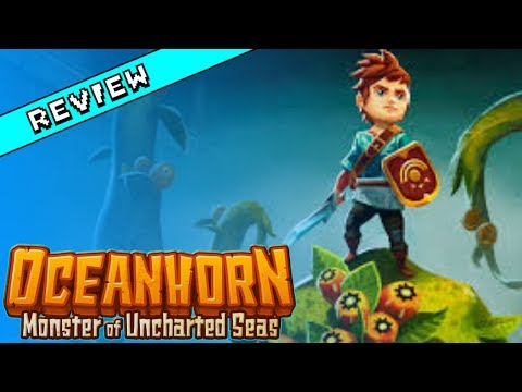 Oceanhorn: Monster Of Uncharted Seas Review (Nintendo Switch)