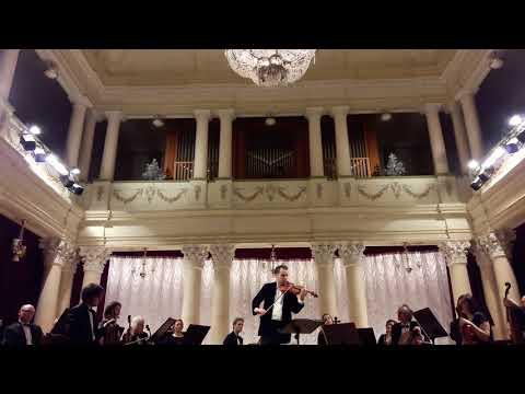 Даниэль Рьон и Киевский камерный оркестр