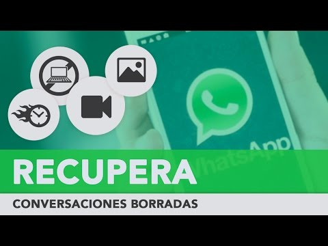 RECOVER Deleted Conversations FROM WHATSAPP 2017 | Recover Deleted Photos & Videos