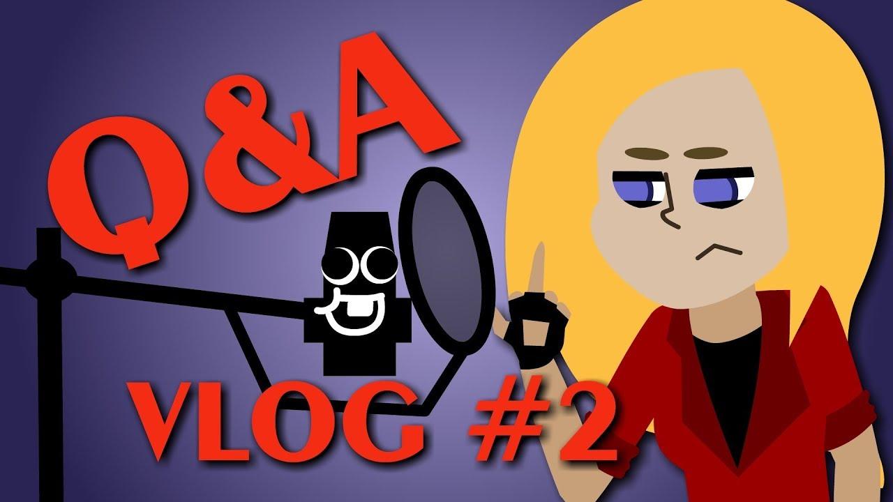 Q&A Aprilkowy VLOG #2 | ApriL ArtAnimation