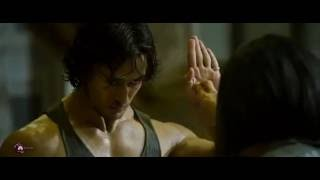 Best Fighting Scene by Tiger Shroff in Baaghi Movie 2016