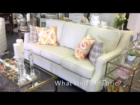 What to Ask When you Buy a Custom Made Sofa.