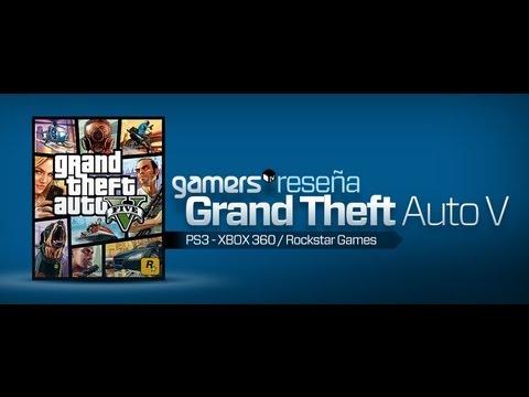 Reseña - Grand Theft Auto V