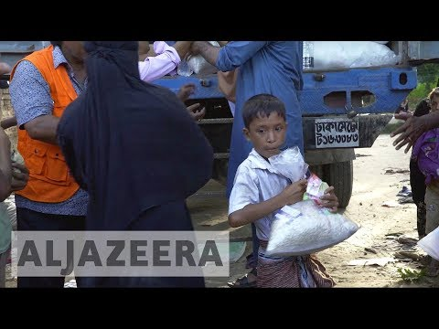 Aid workers: World leaders need to do more for Rohingya refugees