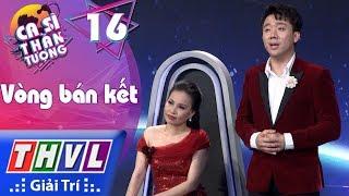 THVL   Ca sĩ thần tượng - Tập 16[7]: Kết quả Vòng bán kết