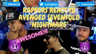 Rappers React To Avenged Sevenfold