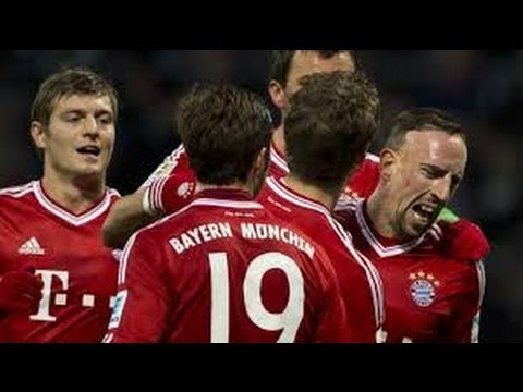 thiago alcantara Hannover 0-2 Bayern Munich VIDEO FOR CHAT / ne contient pas les buts !!