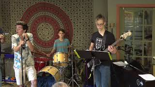 Luke Performing Learn To Fly Main Street Music and Art Studio